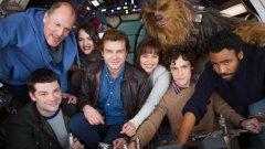 Със смяната на режисьора на филма за Хан Соло на Lucasfilm, може би е време да забавим темпото