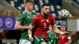 България се пребори за първа точка в квалификациите