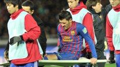 """Каталунците ще търсят алтернатива на контузения си нападател в """"Б"""" отбора"""