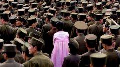 В КНДР няма #MeToo, няма и как да има