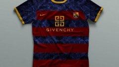 Барселона от Givenchy