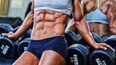 Когато хубавите жени прекалят с мускулите... (ГАЛЕРИЯ)