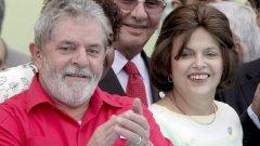 В кабинета на досегашния президент Луис Лува да Силва жените бяха три.