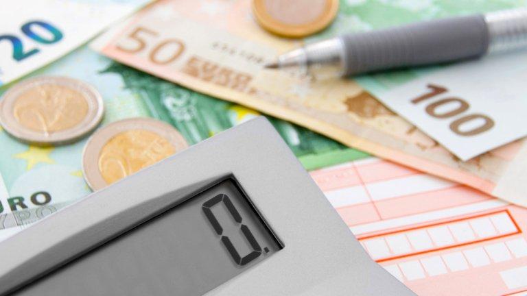 Левът ще остане законното платежно средство в рамките на месец след влизането ни в еврозоната