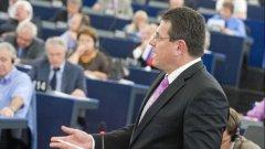 """Марош Шевчович определи стратегията за Енергийния съюз като """"безспорно най-амбициозния енергиен проект"""" от създаването на ЕС досега"""