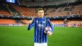 Йосип Иличич записа името си в историята на Шампионската лига