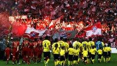 Дортмунд вече има пет Суперкупи на Германия - колкото и Байерн