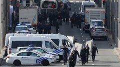 Един мъж е арестуван при антитерористична операция