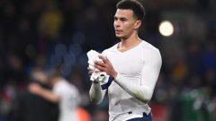 Ас на Тотнъм изгоря за сблъсъка с Юнайтед заради шега с коронавируса