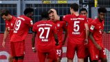 Байерн излъга Борусия в дербито и направи огромна крачка към титлата