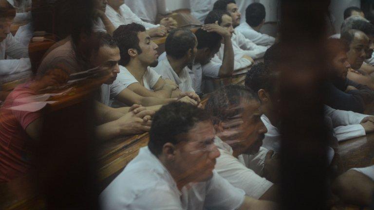 Египетската система на затворите е бомба със закъснител, която може да доведе до нова вълна на COVID-19