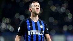 Иван Перишич ще се раздели с Интер четири години след пристигането си в Милано