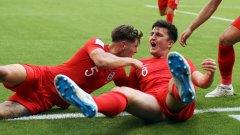 Нова победа за Англия и мечтата остава жива!