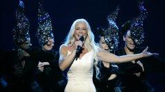 """Майката на Грета Тунберг е звезда на """"Евровизия"""" през 2009 г."""
