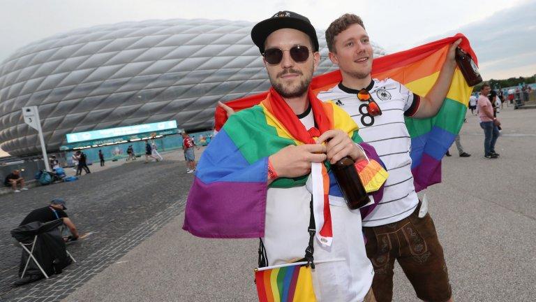 Немският футбол винаги води в първенството на либерализма