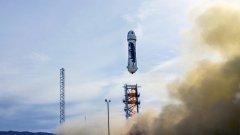 Исторически успех - ракета за повторна употреба