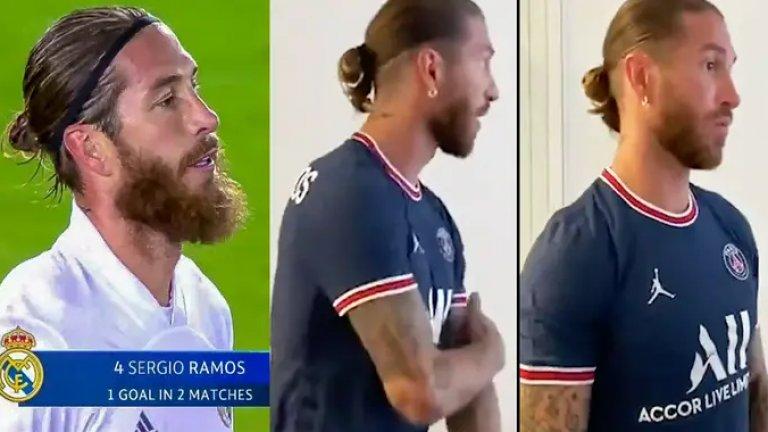 Моментът, в който Рамос проумя, че вече не е капитан