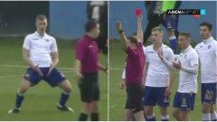 Изгониха талант на Хайдук, след като повтори жеста на Симеоне и Роналдо (видео)