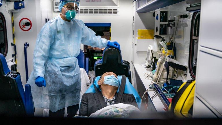 Екипът на СЗО трябва да установи дали уханските учени имат пръст в създаването на коронавируса