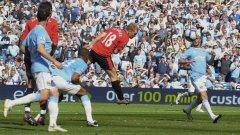 Манчестър Сити се бори да се утвърди в Топ 4 на Висшата лига