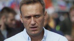 Навални отново се явява пред съда днес