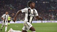 19-годишният Мойс Кийн блесна още веднъж през последните седмици и донесе победата над Милан