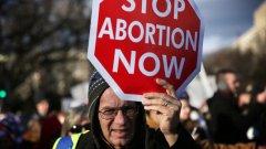 Според новия приет закон бременността не може да се прекрати дори при случаи на изнасилване или инцес