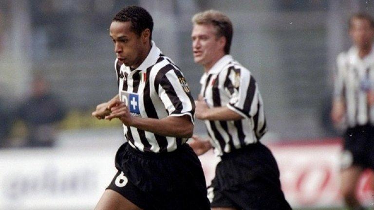 8. Тиери Анри, 16 млн. евро в Арсенал (1999 г.)