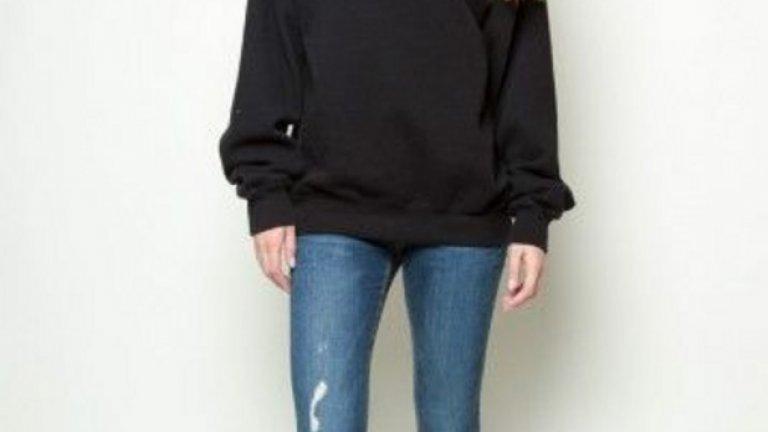 Бренди Мелвил - кецове, дънки и пуловер
