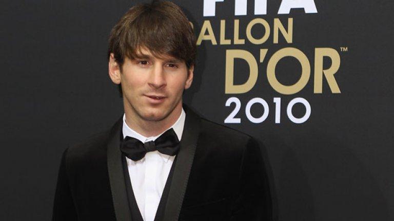"""Селекционерът на България Лотар Матеус също подкрепи Лионел Меси за победител за """"Златната топка"""""""
