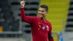 Г-н Невероятен: Кристиано Роналдо има вече 101 гола за Португалия и продължава да чупи рекорд след рекорд