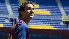 Сагата около преминаването на Сеск Фабрегас от Арсенал в Барселона продължи повече от година