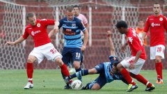 ЦСКА не срещна съпротива от втородивизионния тим от град Сливница