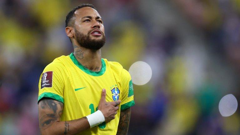 Неймар блести за Бразилия при разгром над Уругвай. Лаутаро отново герой за Аржентина (видео)