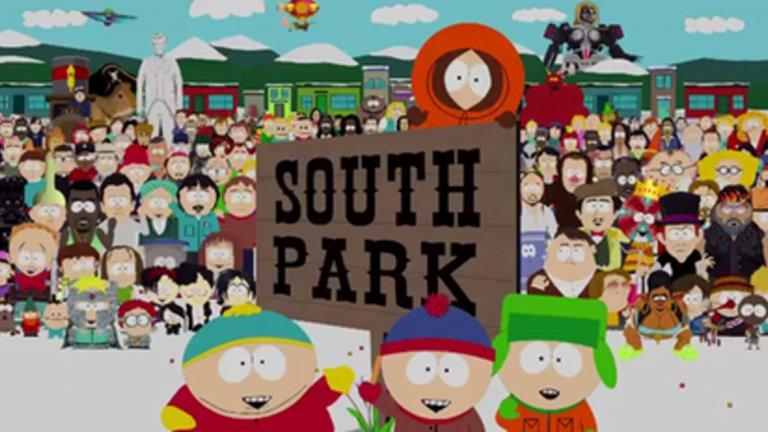 South Park Сезон: 22 Телевизия: Comedy Central Премиера: 26 септември  Всички епизоди на сериала можете да гледате напълно легално на southpark.cc.com