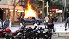 """Нападателят е бил известен на полицията във връзка с """"контра-терористични мерки"""""""