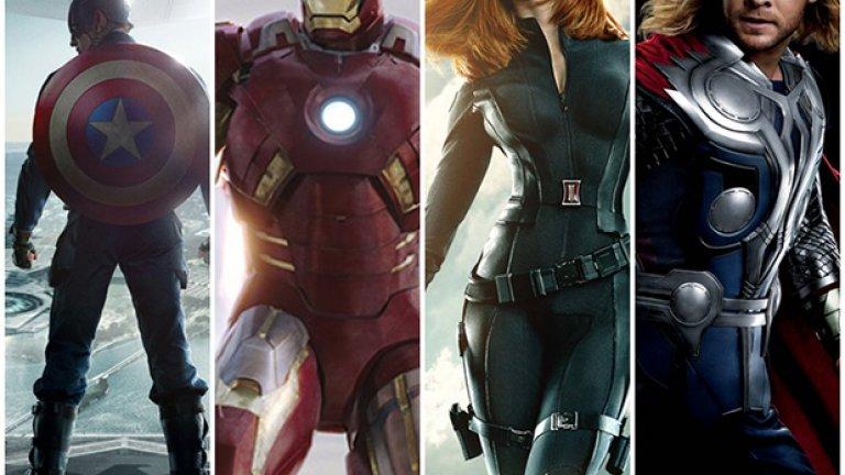 Супергероите може вече да са ни омръзнали, но са твърде доходоносни, за да бъдат изоставени от Холивуд...