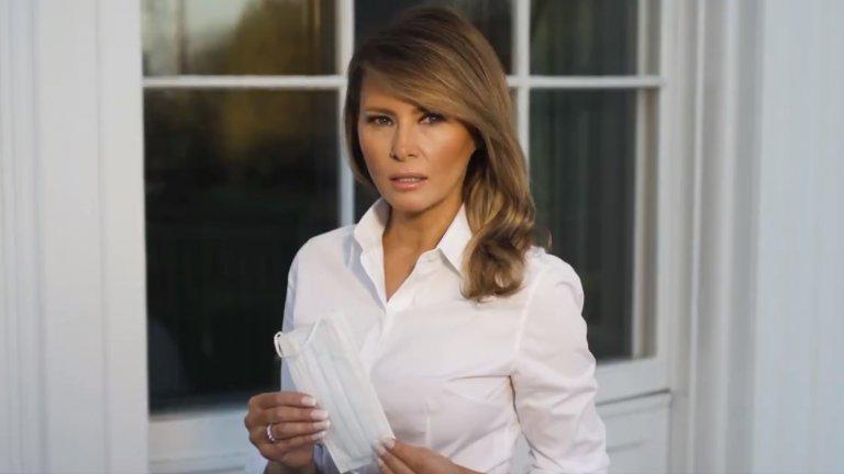 Как първата дама отново спечели симпатиите на американците