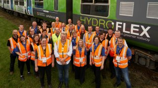 Такива влакове вече се движат във Великобритания