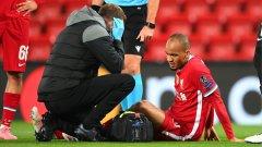 Нова пестелива победа за Ливърпул и нова лоша новина за защитата