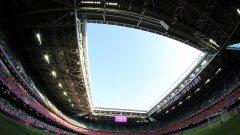 """60. """"Милениъм"""", Кардиф Както подсказва името му, бе готов на старта на новия век. Изумително съоръжение в Уелс, където националните тимове по футбол и ръгби приемат съперниците. Стадионът е за 74 000 зрители и приемаше финалите за английските купи, докато """"Уембли"""" бе построен отново в първите години на века."""