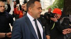 Зам.-министърът на екологията Красимир Живков е излязъл от разпит в МОСВ