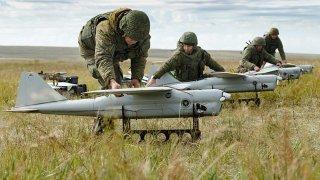 Безпилотните самолети са ключови за конфликта в Източна Украйна