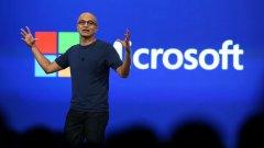 Новият изпълнителен директор на Microsoft Сатя Надела получи поста с тежка задача