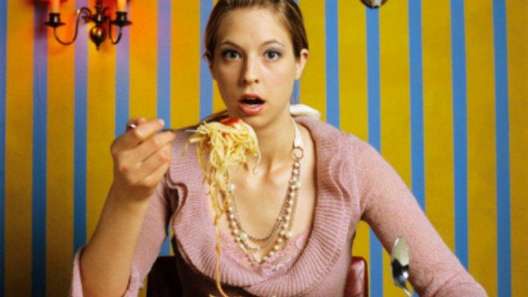Седемте етапа на хранене в зависимост от възрастта