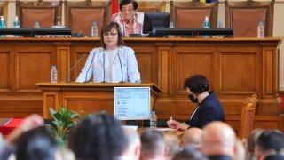 Председателят на БСП очерта приоритети на партията