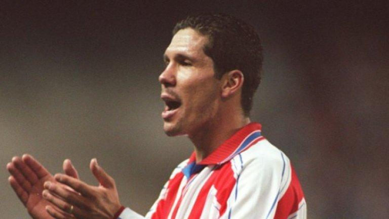 През сезон 1995/96 Чоло се възхити на себе си.