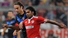 Манчестър Юнайтед и Димитър Бербатов загубиха през лятото финала на Audi Cup от Байерн