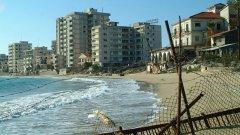 Никой не припарва в кипърския курорт на Средиземно море