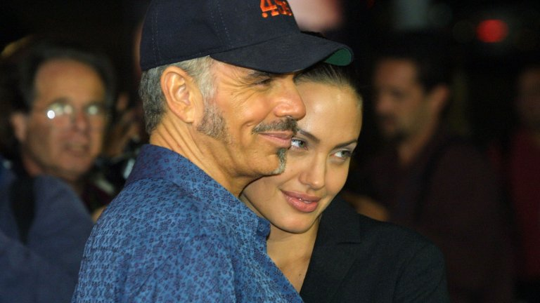 Били Боб Торнтън и Анджелина Джоли - кръв в стъкленици, размяна на бельо и неясен край